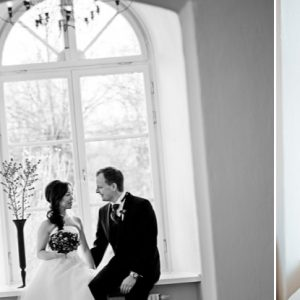 Bröllop på Ulfsunda slott
