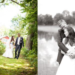 Bröllop på Väddö