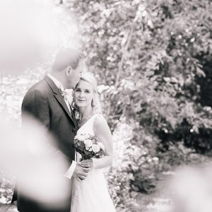 En förhandstitt från bröllop vid Länna kyrka