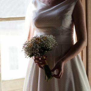 Bröllop i april