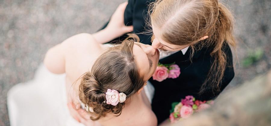 Sara & Martin - Bröllop i Tyresö