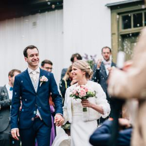Bröllop på Högbo bruk - Linnea & Alex