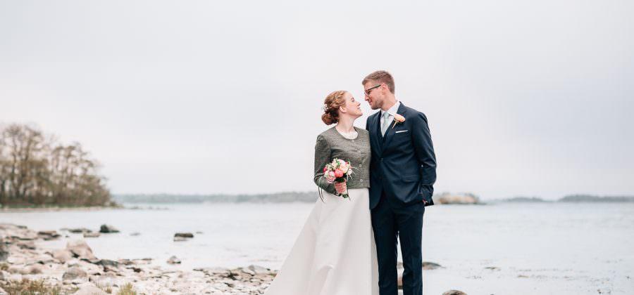 Karin & Emil - Bröllop på Lidö