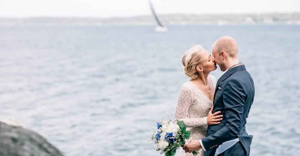 Skärgårdsbröllop Saltsjöbaden, Nacka - Stockholm