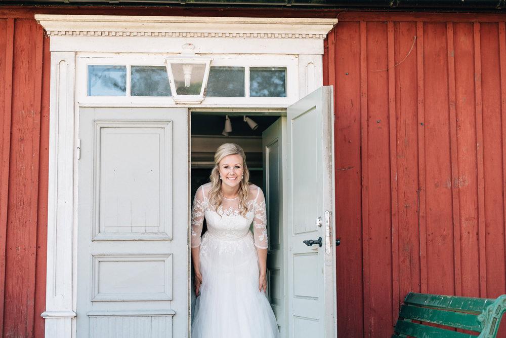 bröllop på väddö folkhögskola
