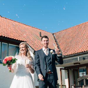 Bröllop på Väddö - Anna & Markus