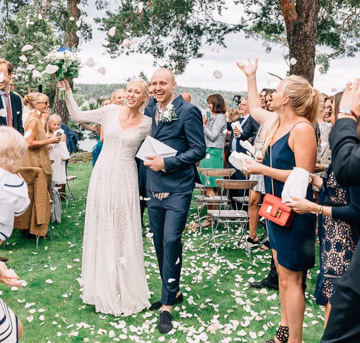 Bröllop i Saltsjöbaden - Mr D & Mrs F