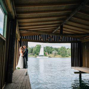 Bröllop på Nässlingen - Anna & Micke