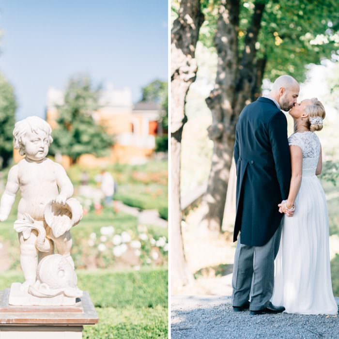 Bröllop på Skansen, Oscarsterrassen – Louise & Mattias